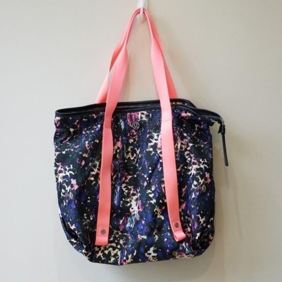 3aae414654f lululemon athletica Bags | Lululemon Summer Lovin Tote Bag | Poshmark